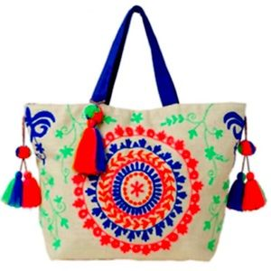 LILLY PULITZER | Seacrest Tote | Large